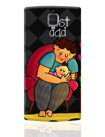 Best Dad OnePlus 3 Cover Online India