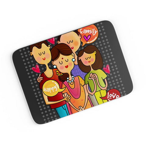 Family A4 Mousepad Online India