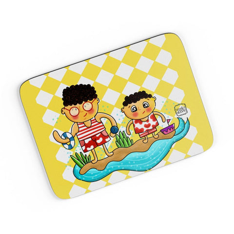 Mr. Marlin And Nemo A4 Mousepad Online India