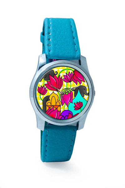 Women Wrist Watch India | Psychedelic Wrist Watch Online India