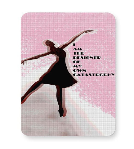 Buy Mousepads Online India | Ballet Dancer Mouse Pad Online India