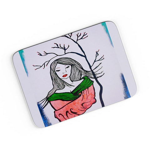 Sad Geisha A4 Mousepad Online India