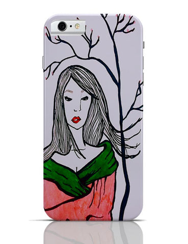 iPhone 6/6S Covers & Cases | Sad Geisha iPhone 6 / 6S Case Cover Online India