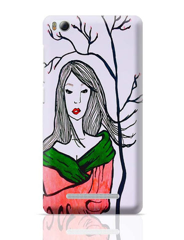 Xiaomi Mi 4i Covers | Sad Geisha Xiaomi Mi 4i Case Cover Online India