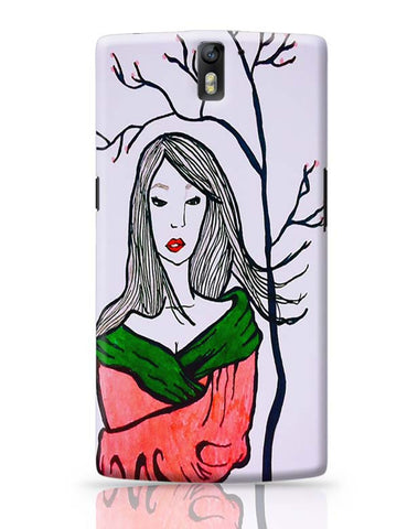 OnePlus One Covers | Sad Geisha OnePlus One Case Cover Online India