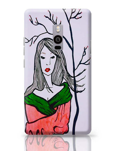 OnePlus Two Covers | Sad Geisha OnePlus Two Case Cover Online India