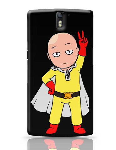 OnePlus One Covers | Chibi Saitama OnePlus One Case Cover Online India