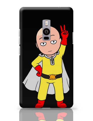 OnePlus Two Covers | Chibi Saitama OnePlus Two Case Cover Online India