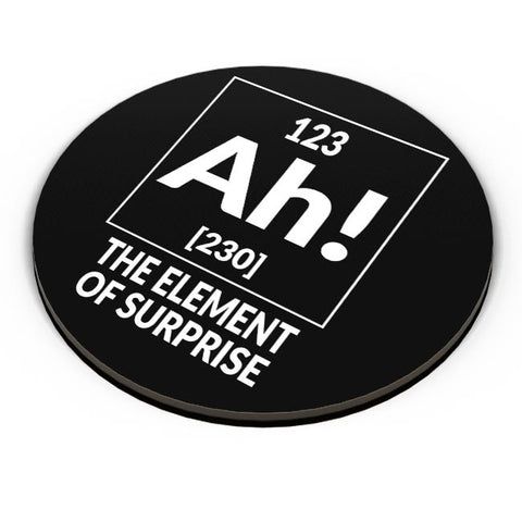 123 Ah! [230] The Element Of Surprise Fridge Magnet Online India