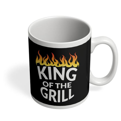 King Of The Grill Coffee Mug Online India