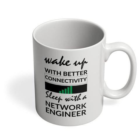 Network Engineer Funny Quote Coffee Mug Online India