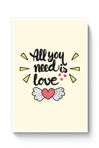 Buy All You Need Is Love Poster