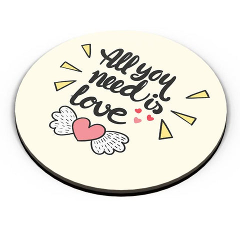All You Need Is Love Fridge Magnet Online India