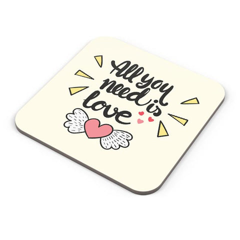 All You Need Is Love Coaster Online India