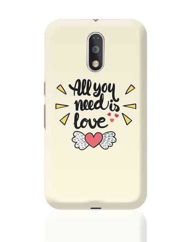 All You Need Is Love Moto G4 Plus Online India