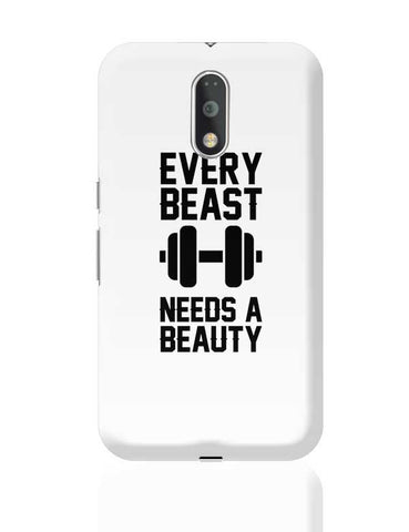 Every Beast Needs A Beauty Moto G4 Plus Online India