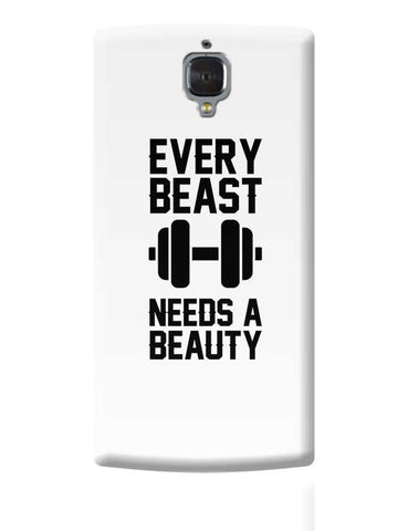 Every Beast Needs A Beauty OnePlus 3 Covers Cases Online India