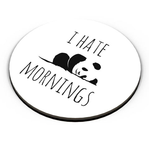 I Hate Panda Morning Fridge Magnet Online India