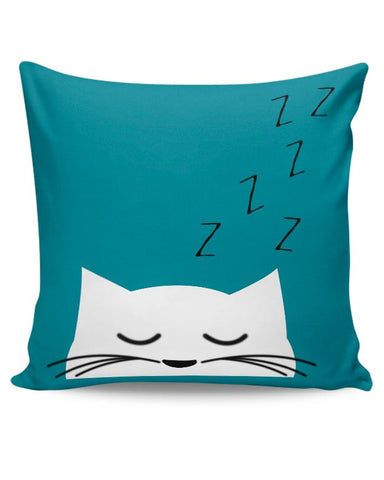 Cute Cat Cushion Cover Online India
