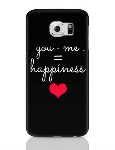 You  Me Happiness Samsung Galaxy S6 Covers Cases Online India