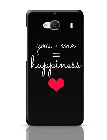 You  Me Happiness Redmi 2 / Redmi 2 Prime Covers Cases Online India