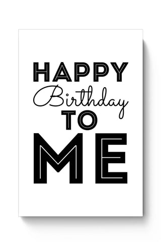 Buy happy birthday to me Poster