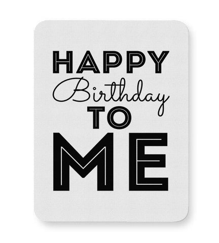 happy birthday to me Mousepad Online India