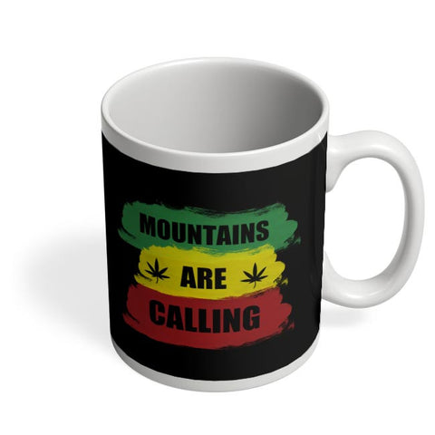 mountains are calling Coffee Mug Online India