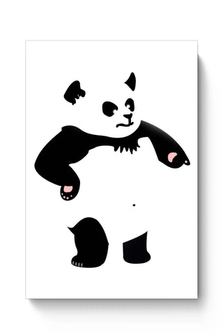 Posters Online | Angry Mommy Panda Poster Online India | Designed by: Sawariya Creatives