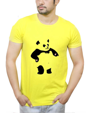 Buy Angry Mommy Panda T-Shirts Online India | Angry Mommy Panda T-Shirt | PosterGuy.in