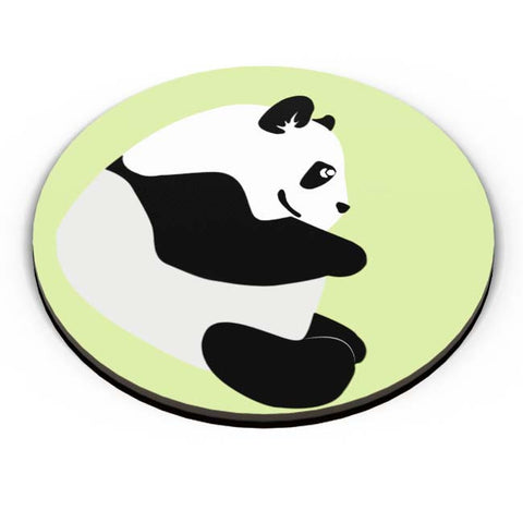 PosterGuy | Cute Baby Panda Minimal Fridge Magnet Online India by Sawariya Creatives