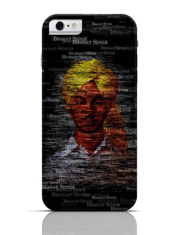 iPhone 6/6S Covers & Cases | Bhagat-Singh Typography iPhone 6 Case Online India