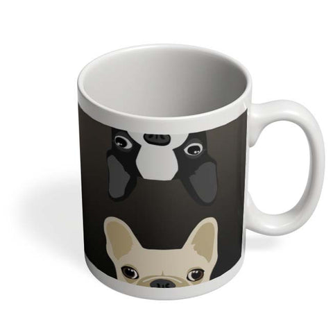 Coffee Mugs Online | Pug Duo Mug Online India