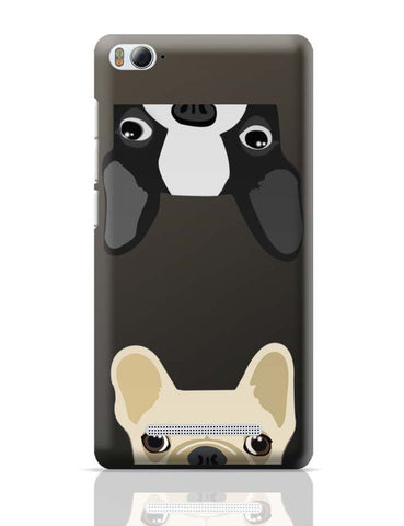 Xiaomi Mi 4i Covers | Pug Duo Xiaomi Mi 4i Case Cover Online India