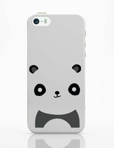iPhone 5 / 5S Cases & Covers | Panda Bear Animal Art Illustration iPhone 5 / 5S Case Online India