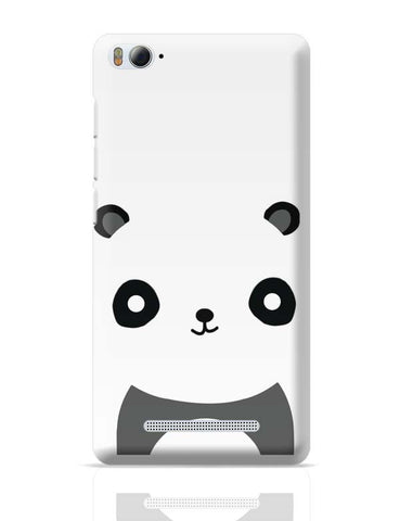 Xiaomi Mi 4i Covers | Panda Bear Animal Art Illustration Xiaomi Mi 4i Case Cover Online India