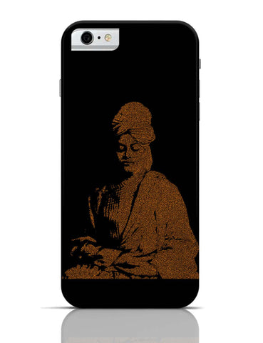 iPhone 6/6S Covers & Cases | Swami Vivekananda Typography iPhone 6 Case Online India