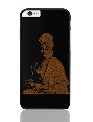 iPhone 6 Plus/iPhone 6S Plus Covers | Swami Vivekananda Typography iPhone 6 Plus / 6S Plus Covers Online India
