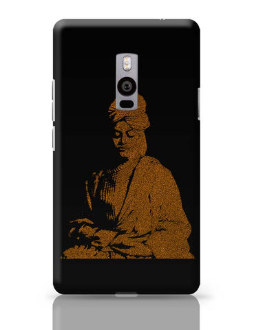 OnePlus Two Covers | Swami Vivekananda Typography OnePlus Two Case Cover Online India
