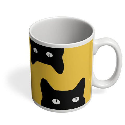 Coffee Mugs Online | Black Cat Coffee Mug Online India