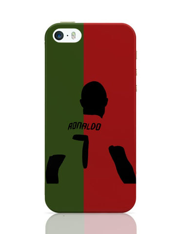 iPhone 5 / 5S Cases & Covers | No 7 Minimalist iPhone 5 / 5S Case Cover Online India