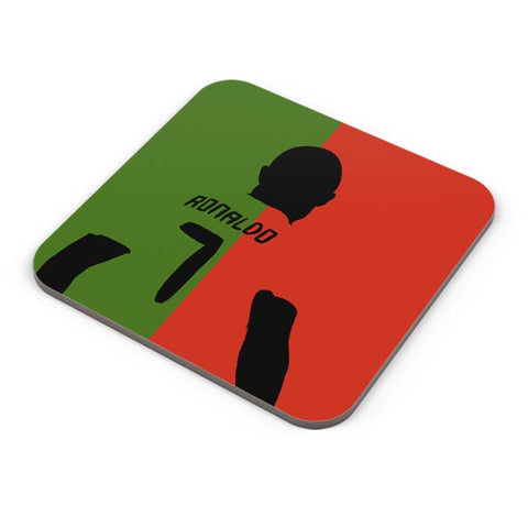 Buy Coasters Online | No 7 Minimalist Coasters Online India | PosterGuy.in