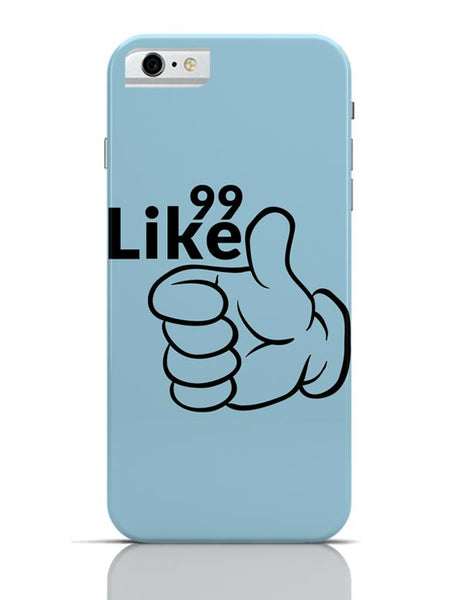 99 LIKES iPhone 6 6S Covers Cases Online India