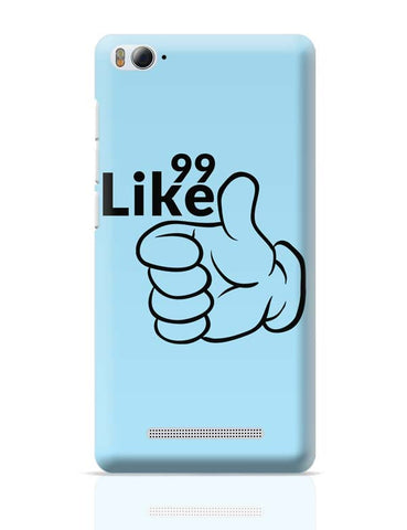 99 LIKES Xiaomi Mi 4i Covers Cases Online India