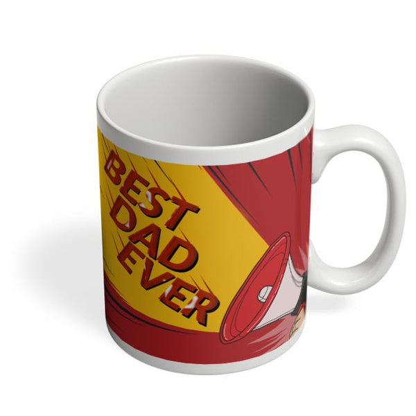 BEST DAD FOR TEA Coffee Mug Online India