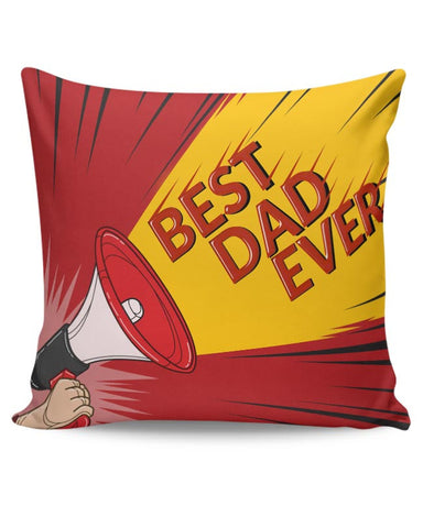 BEST DAD FOR TEA Cushion Cover Online India