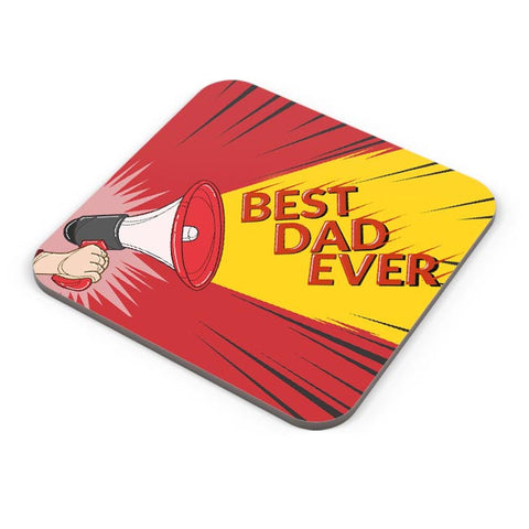 BEST DAD EVER Coaster Online India