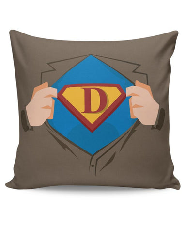 SUPER DADDY Cushion Cover Online India
