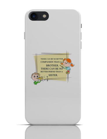 Better Friend And Sister And Brother iPhone 7 Covers Cases Online India