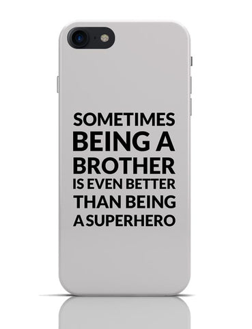 Bing A Brother iPhone 7 Covers Cases Online India